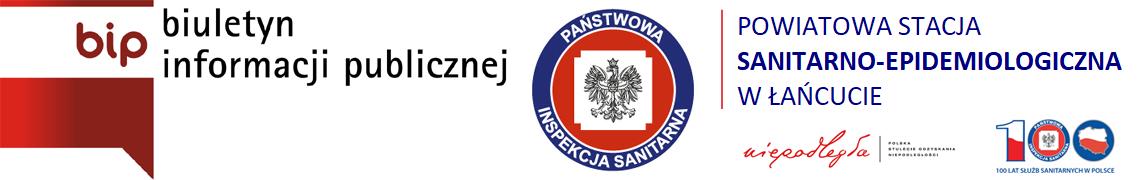 Powiatowa Stacja Sanitarno – Epidemiologiczna w Łańcucie